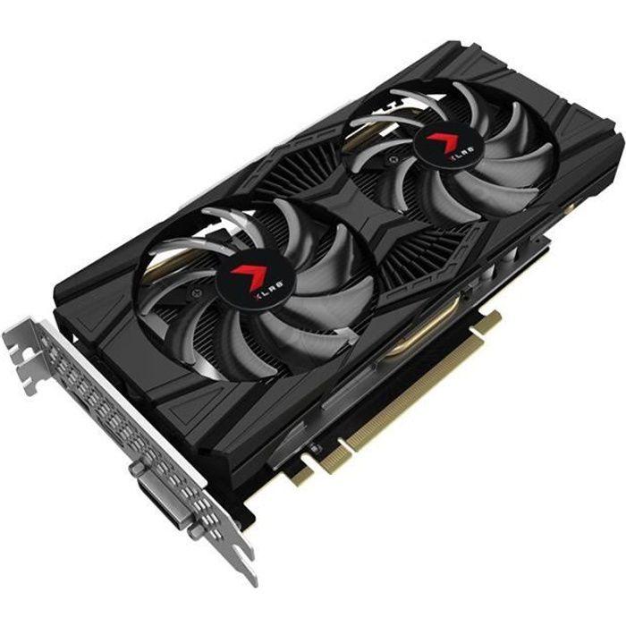 CARTE GRAPHIQUE INTERNE PNY Carte graphique GeForce GTX 1660 Ti 6 Go XLR8