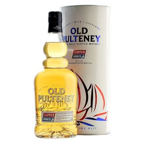 WHISKY BOURBON SCOTCH Old Pulteney Clipper 46° 70cl