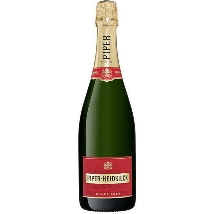 CHAMPAGNE Piper-Heidsieck Brut Signature Champagne 75 cl - 1