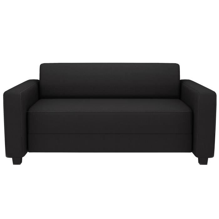 finlandek canap droit convertible kulma 2 places achat vente canap sofa divan. Black Bedroom Furniture Sets. Home Design Ideas