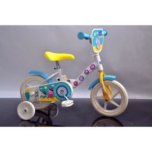 VÉLO ENFANT PEPPA PIG Vélo 2/3 ans Enfant 10''