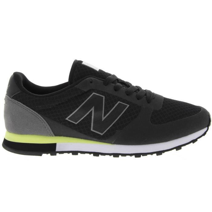 NEW BALANCE Baskets 430 Chaussures Homme Noir - Cdiscount Chaussures