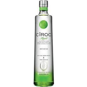 VODKA Ciroc Pomme - Vodka Aromatisée - 37.5% - 70cl