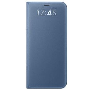 HOUSSE - ÉTUI Samsung LED View cover S8+ Bleu
