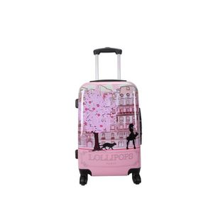 valise lollipop achat vente valise lollipop pas cher cdiscount. Black Bedroom Furniture Sets. Home Design Ideas