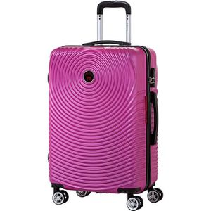 VALISE - BAGAGE MURANO-MU00030-MPNK-Valise week-end taille M 65cm