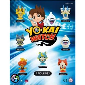 jeux jouets yo kai watch achat vente jeux jouets yo kai watch pas cher cdiscount. Black Bedroom Furniture Sets. Home Design Ideas