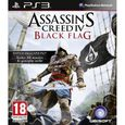 JEU PS3 Assassin's Creed IV : Black Flag Jeu PS3
