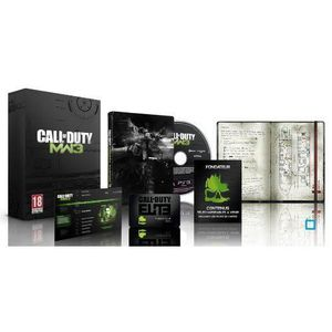 JEU PS3 CALL OF DUTY MODERN WARFARE 3 COLLECTOR / Jeu PS3