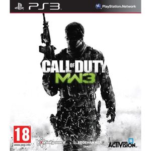 JEU PS3 Call Of Duty Modern Warfare 3 Jeu PS3