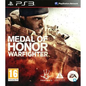 JEU PS3 MEDAL OF HONOR WARFIGHTER / Jeu console PS3