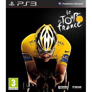 JEU PS3 TOUR DE FRANCE 2011 / Jeu console PS3