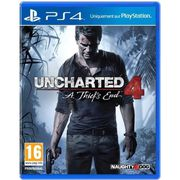 JEU PS4 Uncharted 4 : A Thief's End Jeu PS4