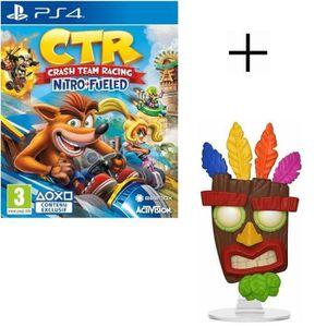 JEU PS4 Pack Crash Bandicoot : Crash Team Racing Nitro Fue