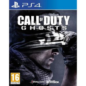 JEU PS4 Call Of Duty: Ghosts Jeu PS4