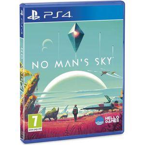 JEU PS4 No Man's Sky Jeu PS4