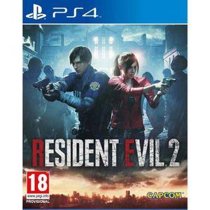 JEU PS4 Resident Evil 2 Jeu PS4