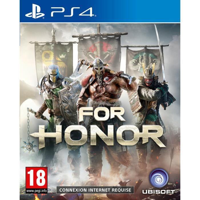 JEU PS4 For Honor Jeu PS4
