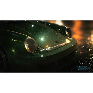 Need For Speed Jeu PS4