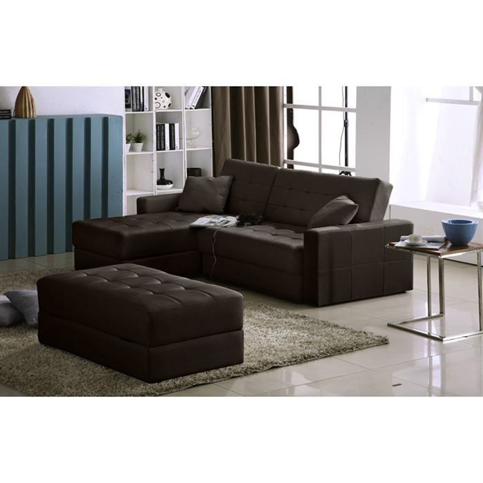 canap s convertibles achat vente canap s convertibles pas cher cdiscount. Black Bedroom Furniture Sets. Home Design Ideas