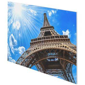 TÊTE DE LIT PARIS Tête de lit style contemporain imprimé Paris
