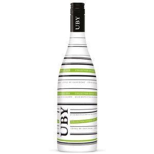 VIN BLANC UBY Collection unique 2018 Côtes de Gascogne - Vin