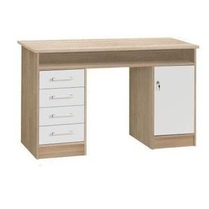 bureau ado achat vente bureau ado pas cher cdiscount. Black Bedroom Furniture Sets. Home Design Ideas
