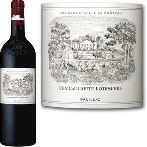 VIN ROUGE Château Lafite Rothschild 2010 Pauillac - Vin roug