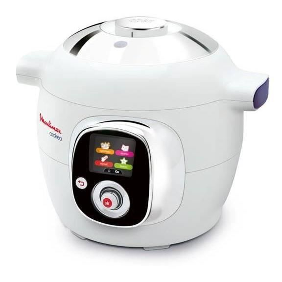 MULTICUISEUR MOULINEX CE704110 Multicuiseur intelligent Cookeo