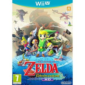 JEU WII U THE LEGEND OF ZELDA: THE WINDWAKER HD / Wii U