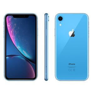 SMARTPHONE APPLE iPhone Xr Bleu 64 Go