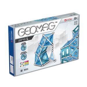 ASSEMBLAGE CONSTRUCTION GEOMAGPRO L Jeu de Construction Magnétique 110 pc
