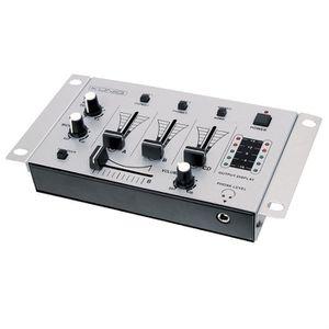 TABLE DE MIXAGE KONIG KN-DJMIXER10 Table de Mixage 3-Channel