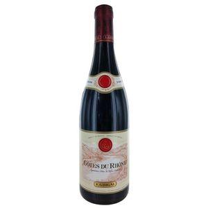 VIN ROUGE E. Guigal 2015 Côtes-du-Rhône - Vin rouge des Côte