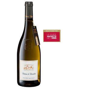 VIN BLANC Château de Chasseloir 2015 Muscadet sur lie - Vin