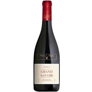 VIN ROUGE Grand Savoir 2015 Minervois - Vin rouge du Langued