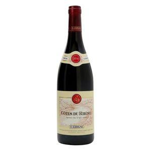 VIN ROUGE E. Guigal 2016 Côtes-du-Rhône - Vin rouge de la Va
