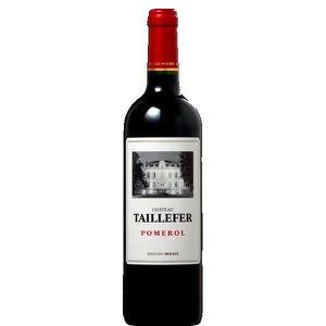 VIN ROUGE Château Taillefer 2016 Pomerol Vin Rouge de Bordea