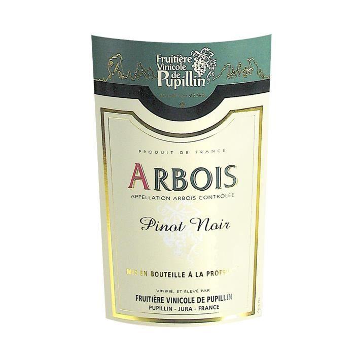 VIN ROUGE Fruitière Vinicole de Pupillin 2016 Arbois Pinot N