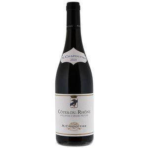 M. Chapoutier 2019 Côtes-du-Rhône - Vin rouge de la Vallée du Rhône