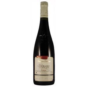 VIN ROUGE Domaine Bellevue 2018 Touraine Gamay - Vin Rouge d