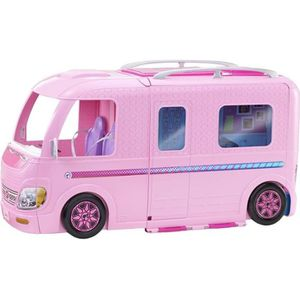 POUPÉE BARBIE - Camping Car Transformable