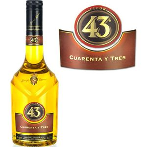 LIQUEUR Licor 43 70cl