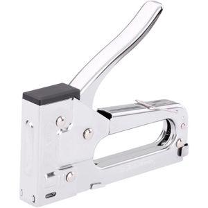 Import Grande Bretagne utilisable avec agraphes de 6, 8 10, 12 et 14mm Stanley 0-TR150HL Agrafeuse cloueuse