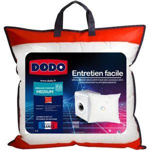 OREILLER DODO Oreiller Entretien Facile microfibre - 100% p