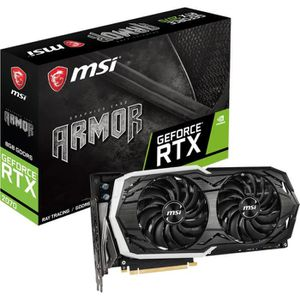 CARTE GRAPHIQUE INTERNE MSI GeForce RTX 2070 ARMOR 8G