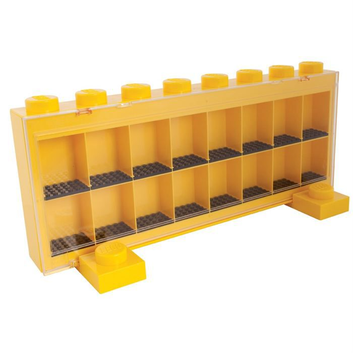 lego vitrine 16 cases de lego. Black Bedroom Furniture Sets. Home Design Ideas