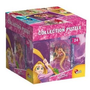 PUZZLE DISNEY PRINCESSES - puzzle Raiponce - 24 pièces