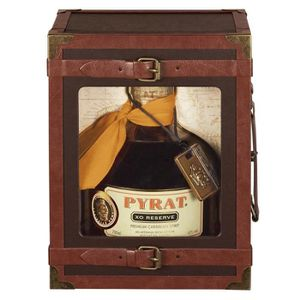 RHUM Coffret Rhum - Pyrat XO Reserve - 40.0% Vol. - 70