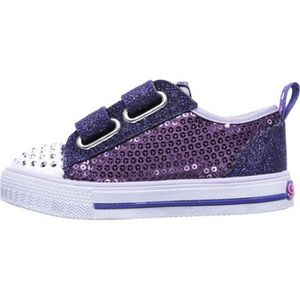 CHAUSSURES MULTISPORT SKECHERS Baskets Shuffles Itsy Bitsy Chaussures En